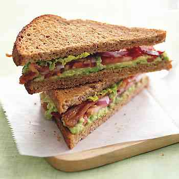 Sprouted sandwich